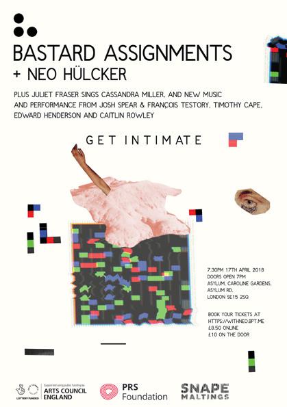Bastard Assignments + Neo Huelcker