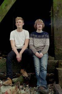 Edward Henderson & Tim Cape. Photo by Alex Waespi